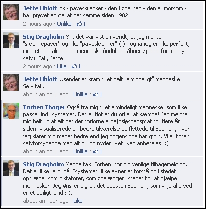 9bf7dacbf June 14, 2012: Denmark ask China to bring FREEDOM of speech/movement ...