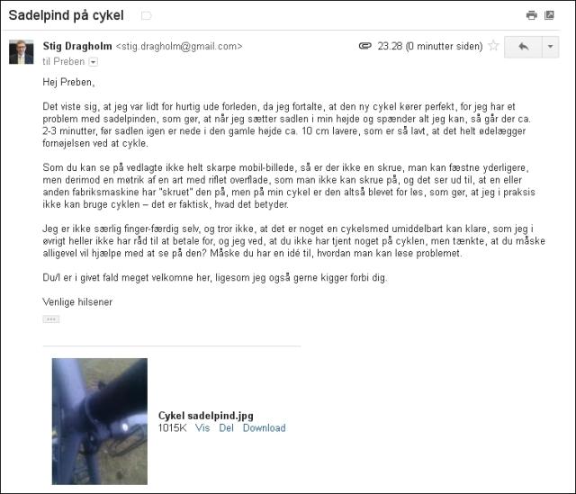Email Preben 040113