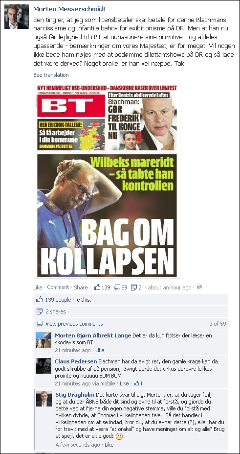FB 290113 Morten
