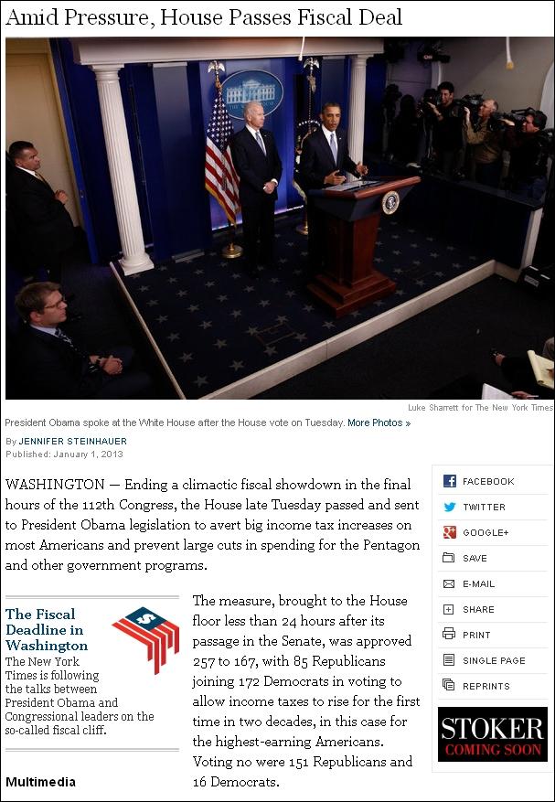 NYT 010113 Obama abyss