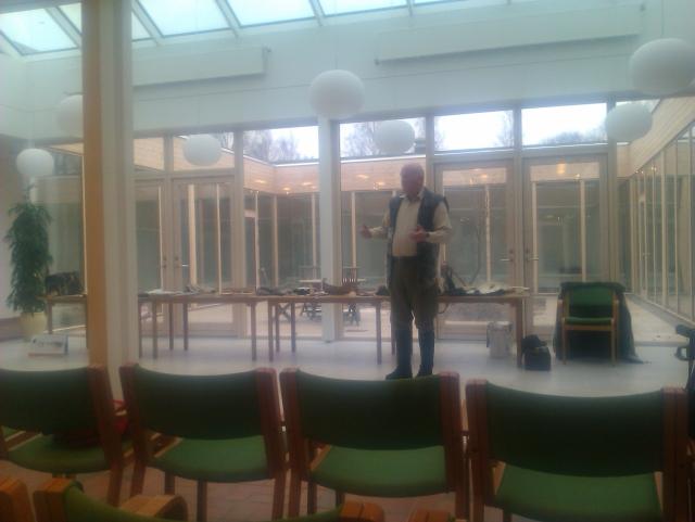 Birkebo 200213 Ole Schächter om Grønland