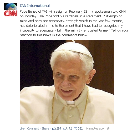 FB 110213 CNN Pope