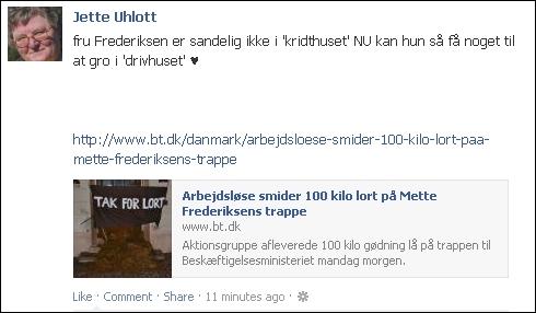 FB 040313 Jette Mette