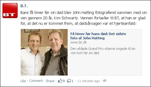 FB 260313 John Hatting
