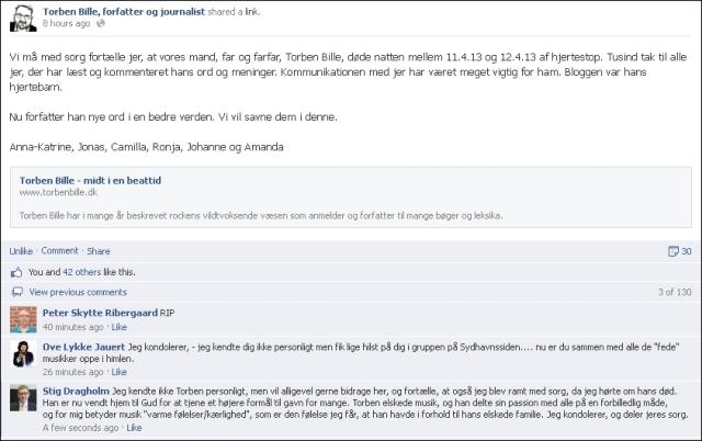 FB 120413 Bille død