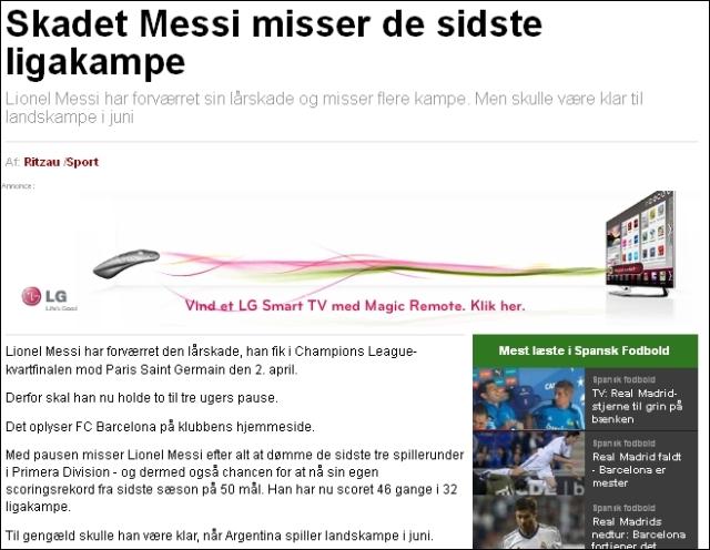 EB 140513 Messi