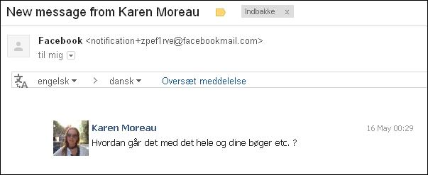 FB 160513 message from Karen