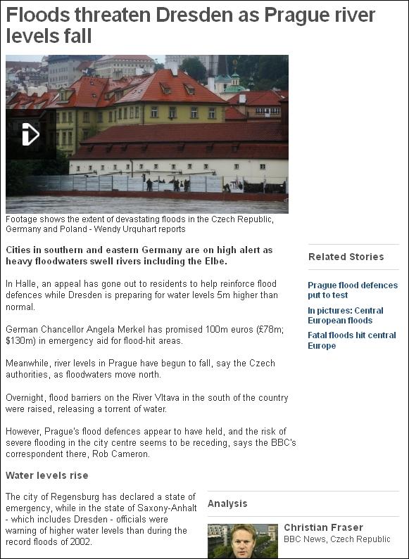 BBC 040613 floods