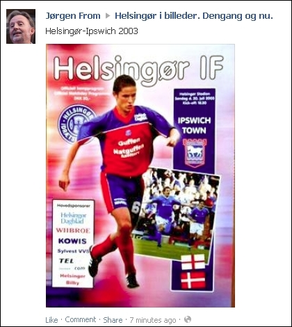 FB 190613 Hgor Ipswich