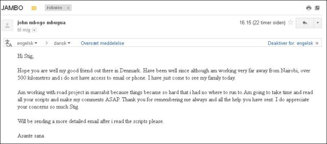 Email John 290713