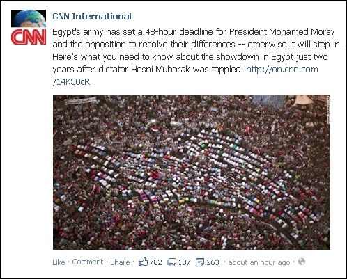 FB 010713 CNN Egypt