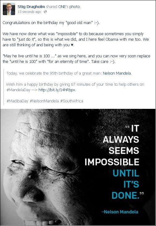 FB 180713 til Mandela