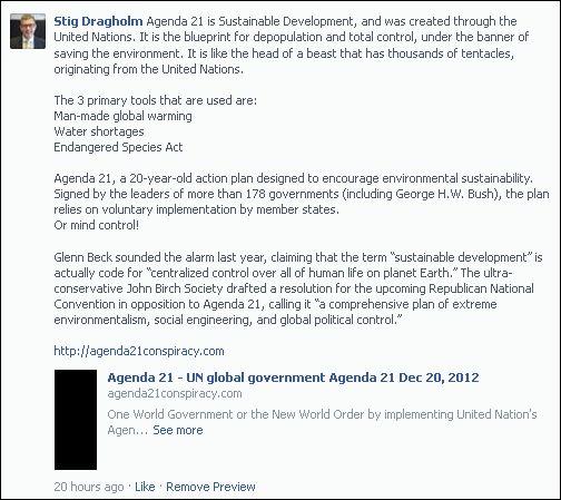 FB 200713 Stig 6 Agenda 21