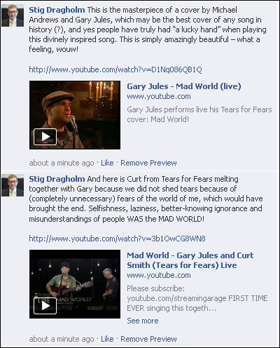 FB 220713 Stig om MAD WORLD 2