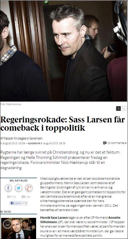 Berlingske Sass Larsen