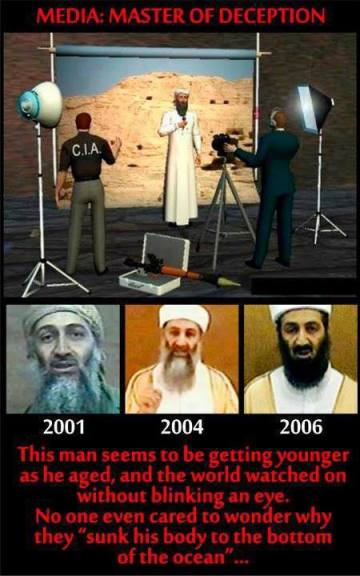Bin Laden younger