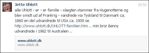 Email fra Jette