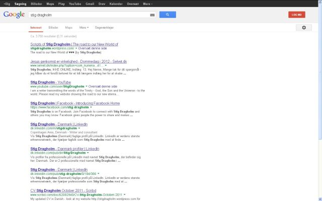Google Stig