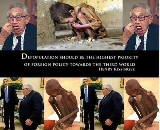 Kissinger and Africa