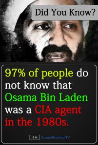 Osama Bin Laden 97 percent