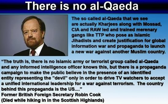 Robin Cook on Al Qaeda