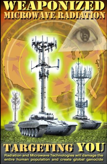 Weaponized Microwave Radiation