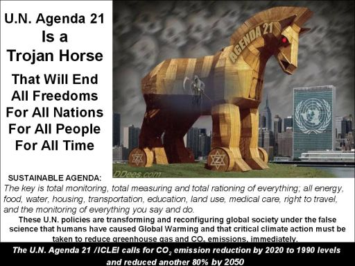 agenda-21 god
