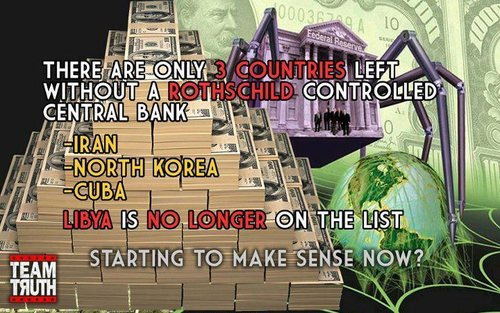 Lacking world banks