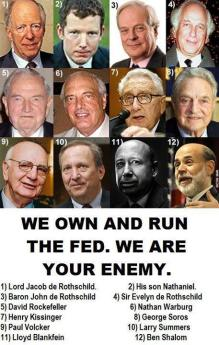 We own the FED