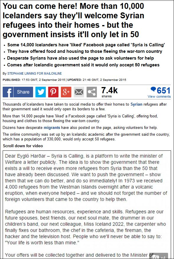 Daily Mail 020915 Iceland
