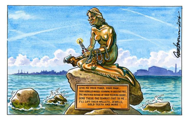Dave Brown the Independent