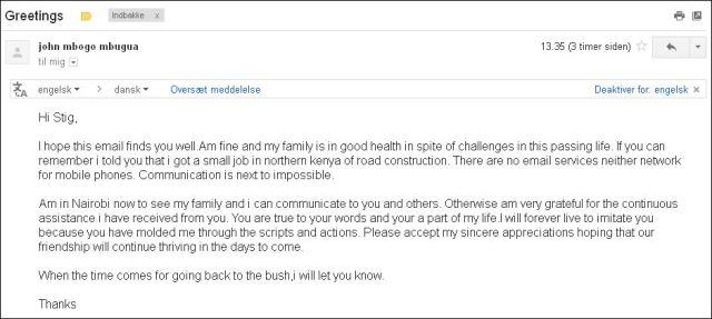 Email fra John 281013