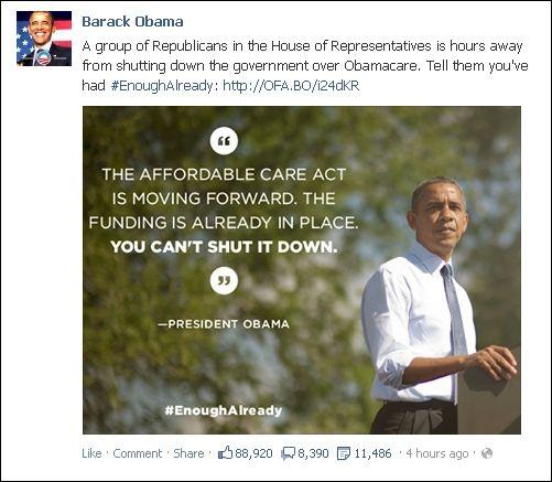 FB 011013 Obama