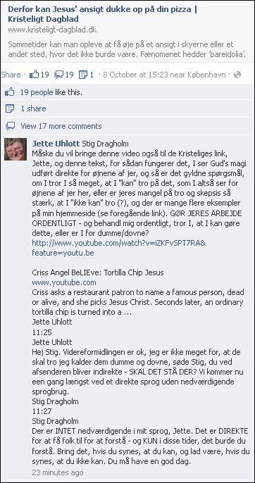 FB 111013 Jette til Kristelige