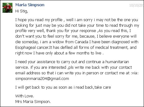 FB 111013 Maria mail