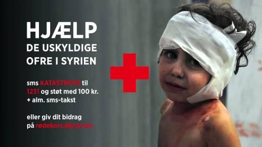 Hjælp Syrien