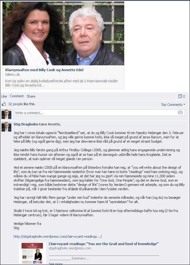 FB 160114 til Annette - og Billy