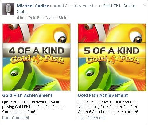 Sadler gold fish