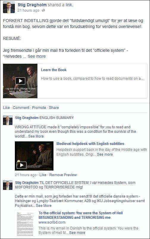 FB 100514 Stig om Søren
