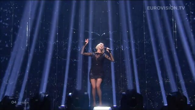 Sanna Nielsen in the light of the Source - 6