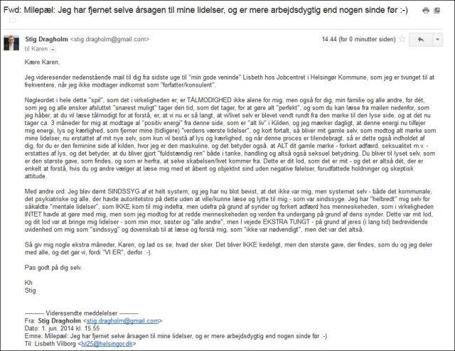 Email til Karen 100614