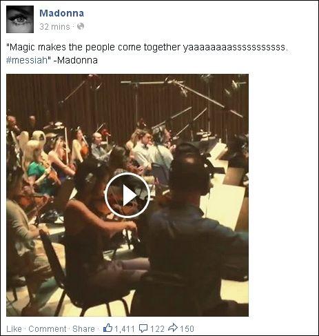 FB 020714 Madonna