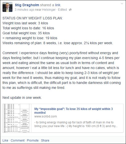 FB 070714 Stig weight loss