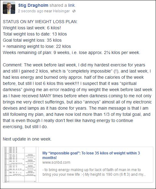 FB 300614 Stig weight loss