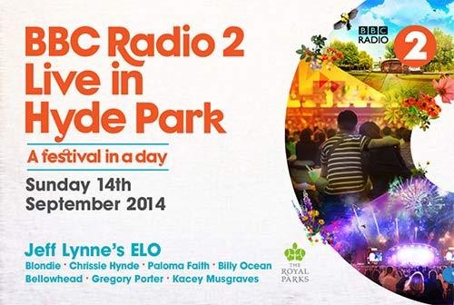 BBC2 Hyde Park 140914
