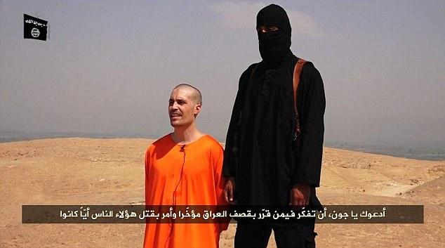 Beheading of James Wright Foley