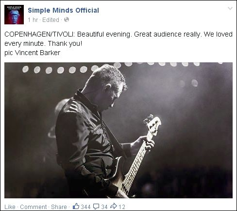 FB 080814 Simple Minds