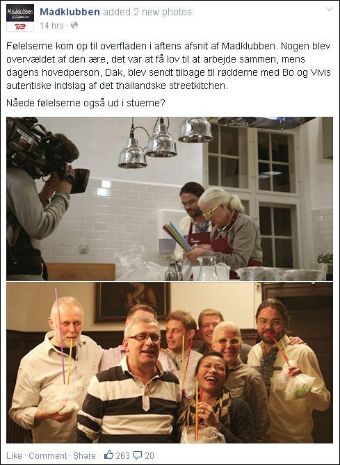 FB 120814 Madklubben