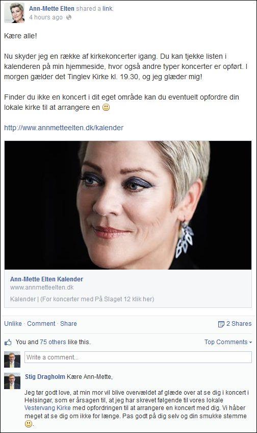 FB 130814 til Ann Mette