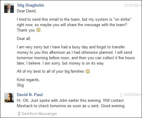 FB 310714 David